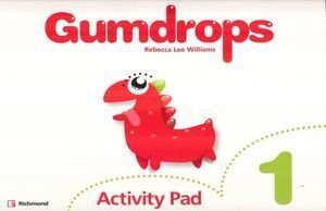 GUMDROPS 1 ACTIVITY PAD