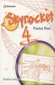 SKYROCKET 4 PRACTICE BOOK