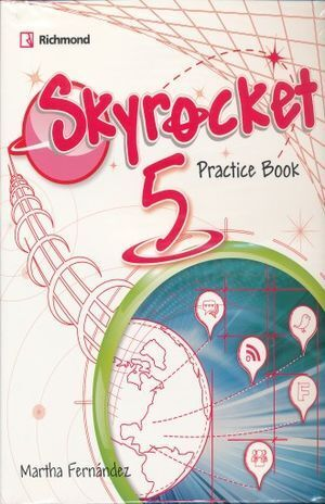 SKYROCKET 5 PRACTICE BOOK