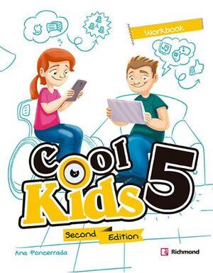 COOL KIDS 5 WORKBOOK