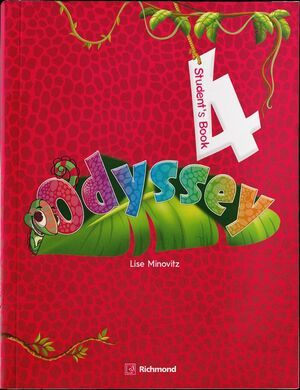 ODYSSEY 4 STUDENTS BOOK