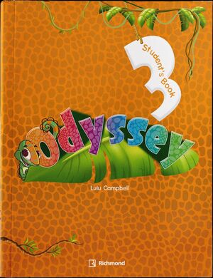 ODYSSEY 3 STUDENTS BOOK