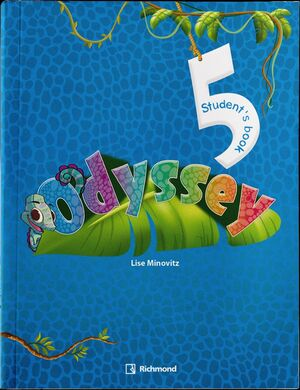 ODYSSEY 5 STUDENTS BOOK