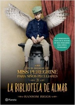 HOGAR DE MISS PEREGRINE PARA NIÑOS PECULIARES 3, EL