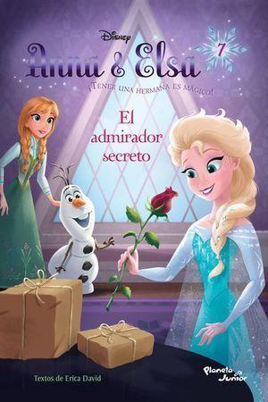 ANNA Y ELSA, EL ADMIRADOR SECRETO