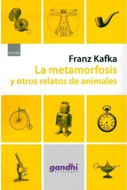 METAMORFOSIS, EDICION GANDHI