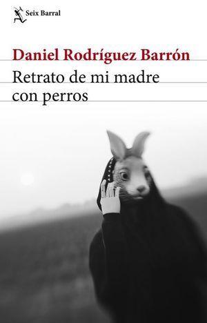 RETRATO DE MI MADRE CON PERROS