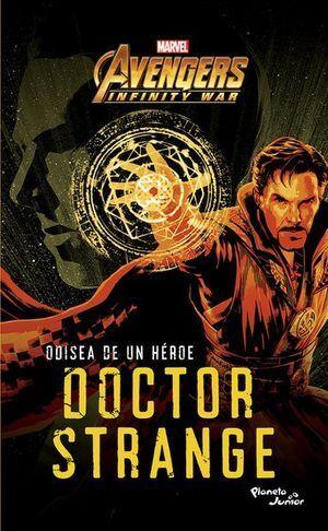 ODISEA DE UN HÉROE. DOCTOR STRANGE
