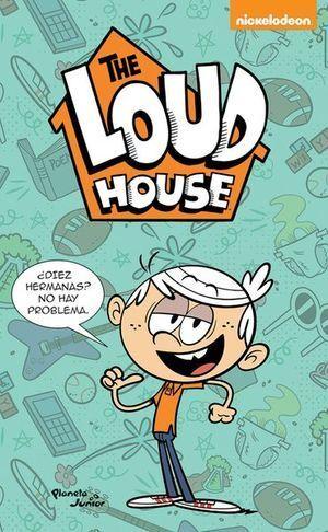 THE LOUD HOUSE. CÓMIC 2