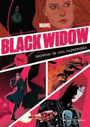BLACK WIDOW, SECRETOS DE UNA SUPERESPIA