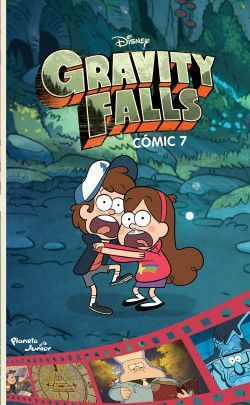 GRAVITY FALLS. CÓMIC 7