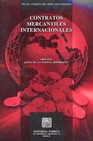 CONTRATOS MERCANTILES INTERNACIONALES