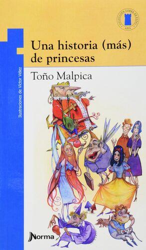 UNA HISTORIA (MÁS) DE PRINCESAS