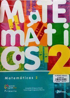 MATEMÁTICAS 2 APRENDER Y CONVIVIR
