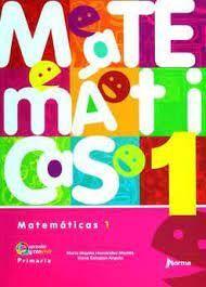 MATEMÁTICAS 1 APRENDER Y CONVIVIR