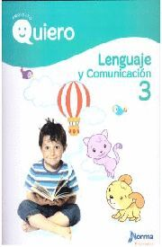 PROYECTO QUIERO LENGUAJE Y COMUNICACIÓN 3