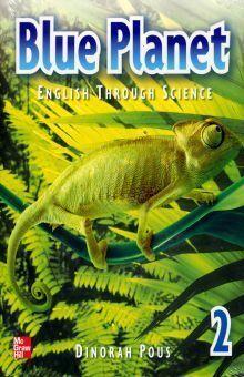 BLUE PLANET 2 ENGLISH THROUGH SCIENCE STUDENT BOK + CD
