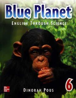 BLUE PLANET 6 ENGLISH THROUGH SCIENCE STUDENT BOOK + CD