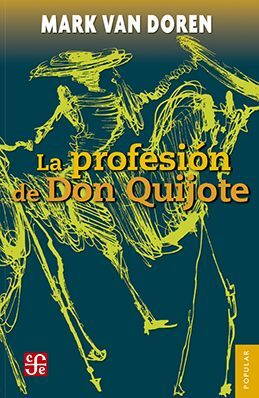 PROFESIÓN DE DON QUIJOTE, LA