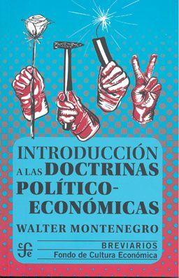 INTRODUCCIÓN A LAS DOCTRINAS POLÍTICO-ECONÓMICAS