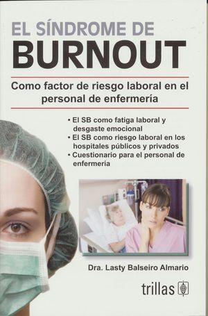 SINDROME DE BURNOUT, EL