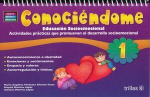 CONOCIÉNDOME 1