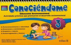 CONOCIÉNDOME 3