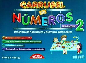 CARRUSEL DE NÚMEROS 2