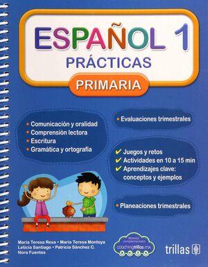 ESPAÑOL 1 PRÁCTICAS