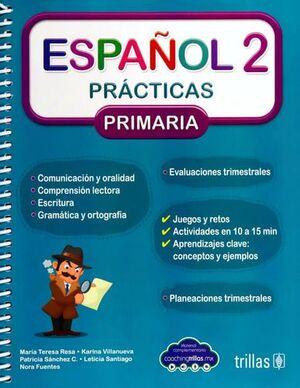 PRÁCTICAS DE ESPAÑOL 2