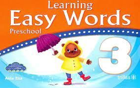 LEARNING EASY WORD 3