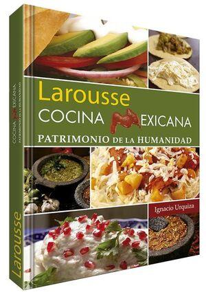 COCINA MEXICANA PATRIMONIO HUMANIDAD