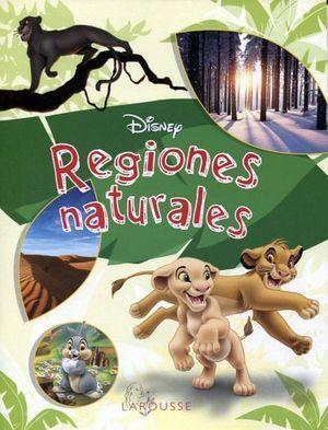 DISNEY. REGIONES NATURALES