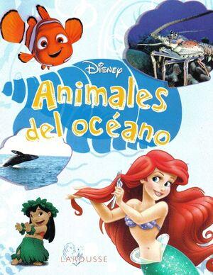 DISNEY. ANIMALES DEL OCÉANO