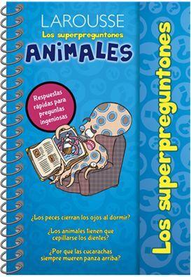SUPERPREGUNTONES, LOS. ANIMALES