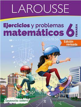 EJERCICIOS MATEMÁTICOS 6