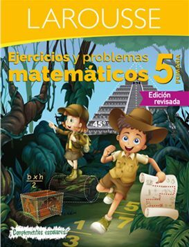EJERCICIOS MATEMÁTICOS 5