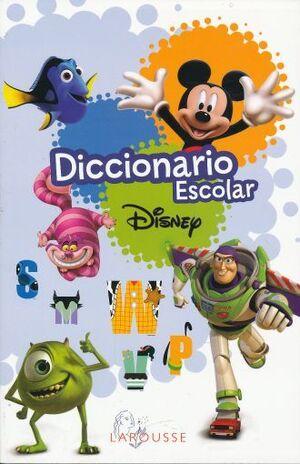 DICCIONARIO ESCOLAR DISNEY