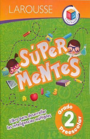 SUPER MENTES 2 PREESCOLAR
