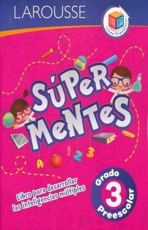 SUPER MENTES 3 PREESCOLAR