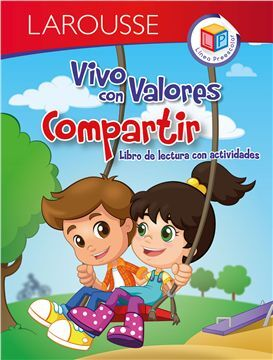 VIVO CON VALORES. COMPARTIR