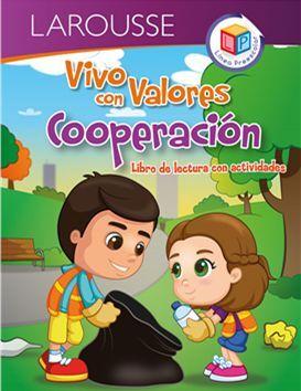 VIVO CON VALORES. COOPERACIÓN