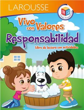 VIVO CON VALORES. RESPONSABILIDAD
