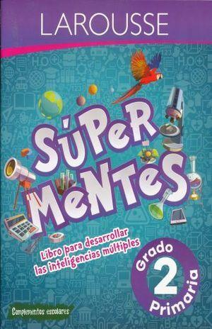 SUPER MENTES 2 PRIMARIA