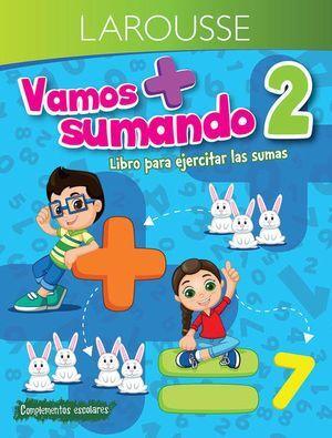 VAMOS SUMANDO 2 PRIMARIA