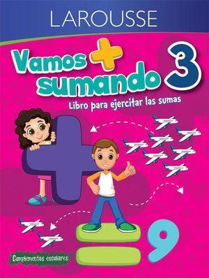 VAMOS SUMANDO 3 PRIMARIA