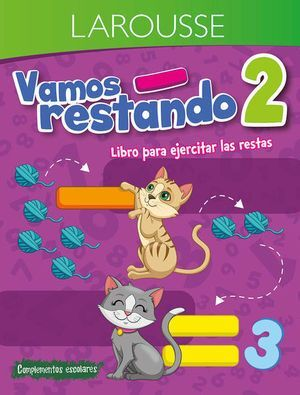 VAMOS RESTANDO 2 PRIMARIA