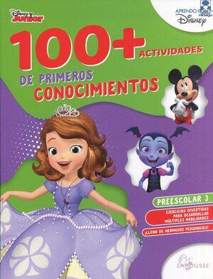 COLECCIÓN 100+ ACTIVIDADES DE PRIMEROS CONOCIMIENTOS