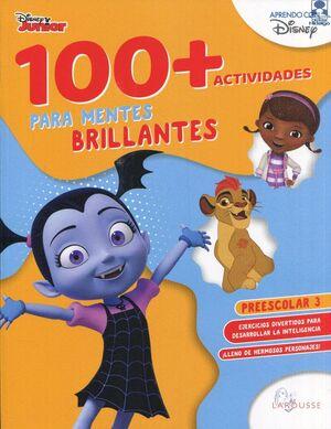 COLECCIÓN 100+ ACTIVIDADES PARA MENTES BRILLANTES