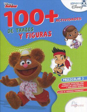 COLECCIÓN 100+ ACTIVIDADES DE TRAZOS Y FIGURAS